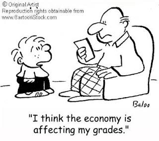 A Good School: Choosing between Grades and Success