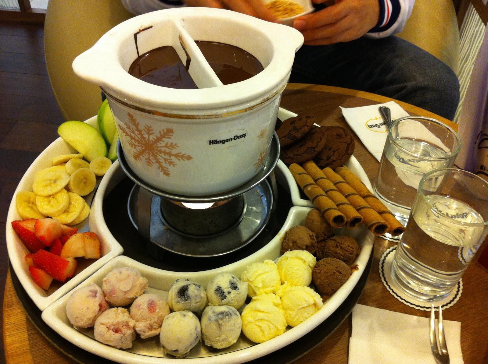 Shinnleng's Endless Stories ☼: Haagen-Dazs Chocolate ...
