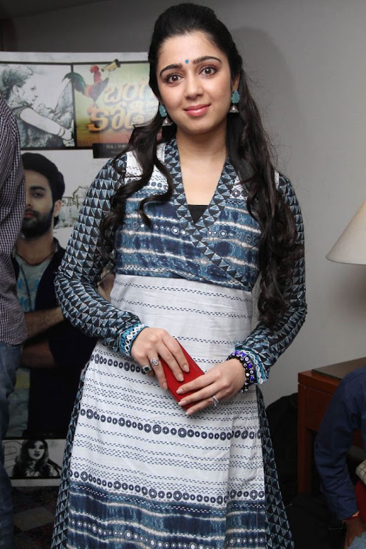 "Actress Charmi ""New Look"" (Like i Care)"