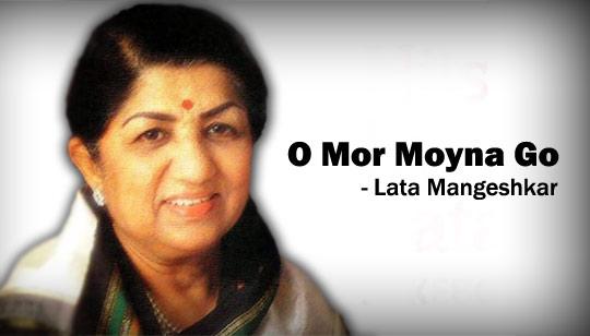 O Mor Moyna Go - Lata Mangeshkar