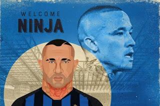 Inter Milan Resmi Dapatkan Radja Nainggolan dari AS Roma