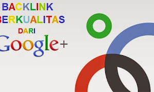 Cara mudah dapatkan Backlink Dari Google