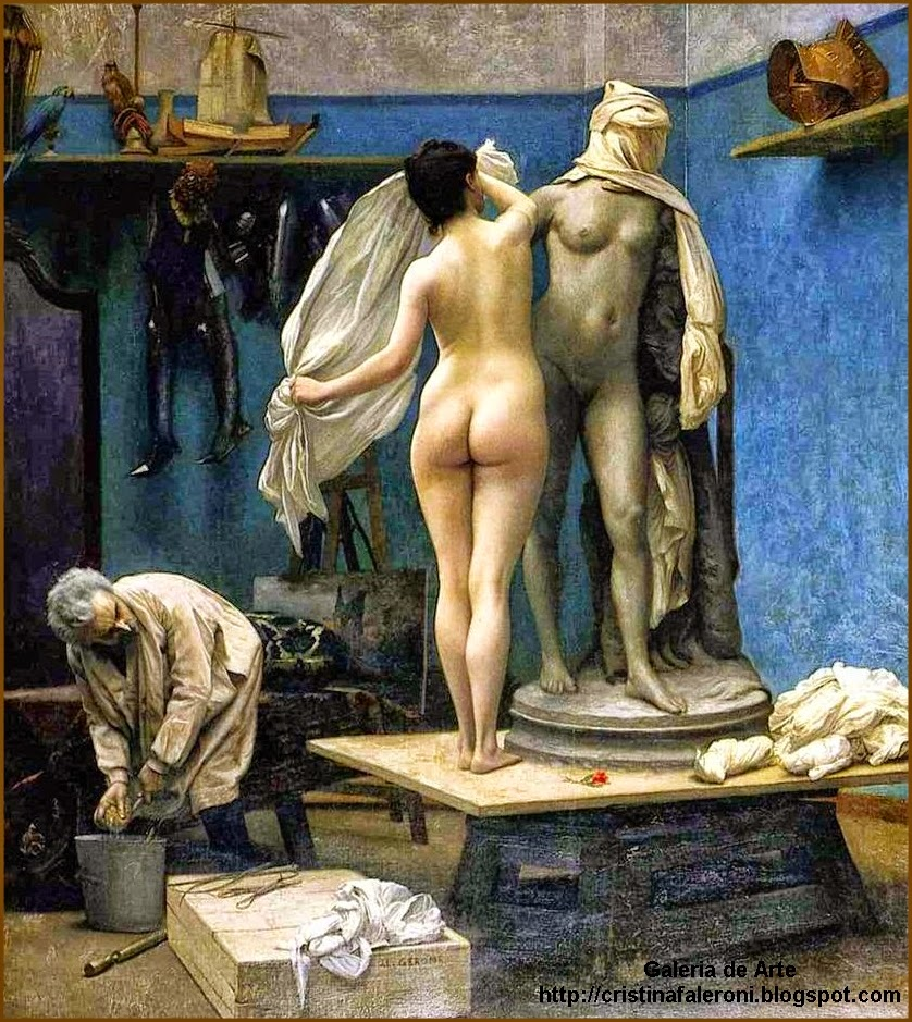 Jean-Léon Gérôme (11 May 1824 - 10 January 1904), French painter