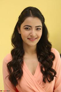 Rukshar Mir in a Peachy Deep Neck Short Dress 060.JPG