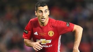 Henrikh Mkhitaryan has struggled to kick off his United career