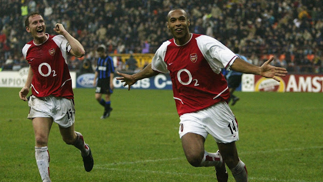 Keown says Ozil's goal was good, but Henry's Champions League goals are the best