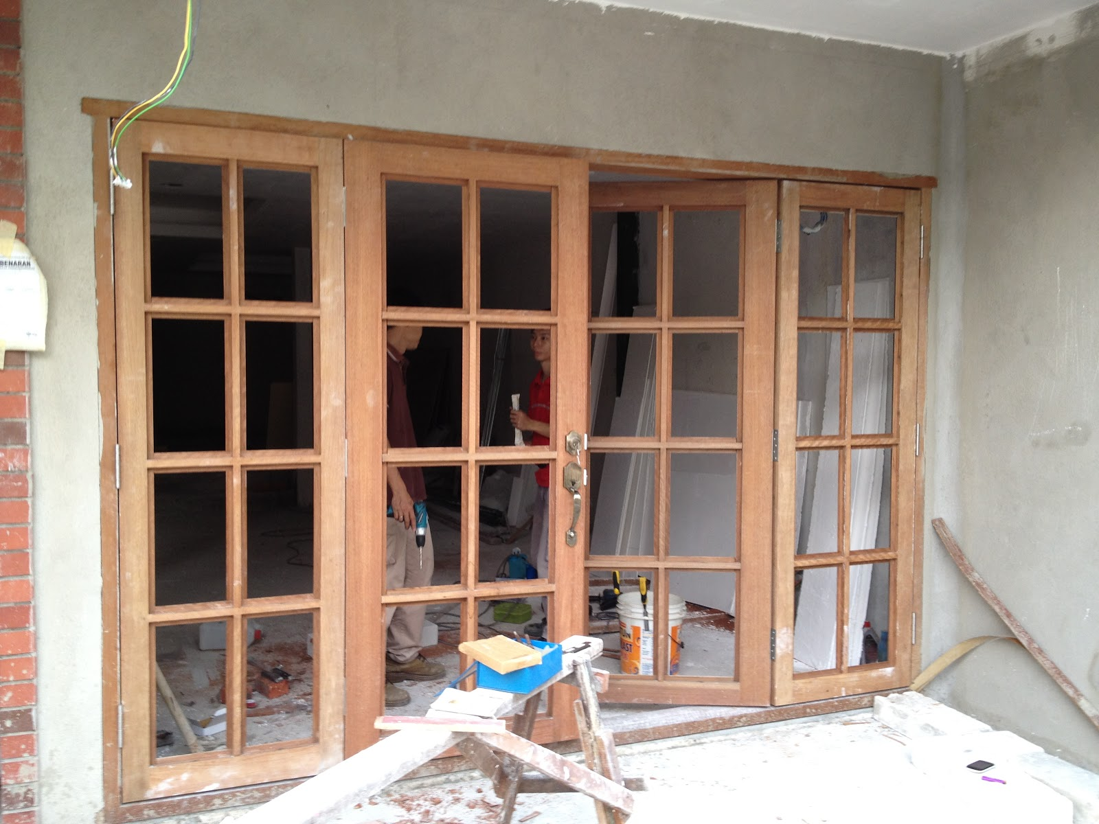 Our Renovation Adventures Four Panel Doors