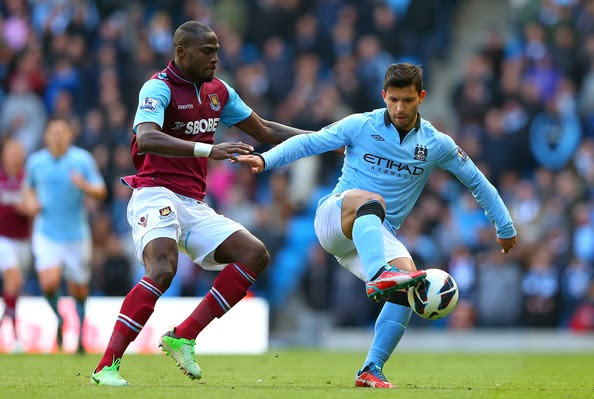 Manchester City vs West Ham en Vivo
