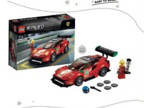 Juguetes Lidl- Ferrari 488 GT