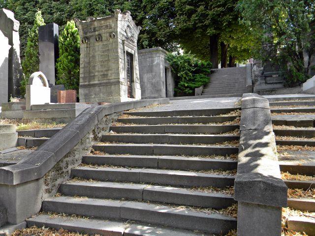 cmentarz w Paryżu
