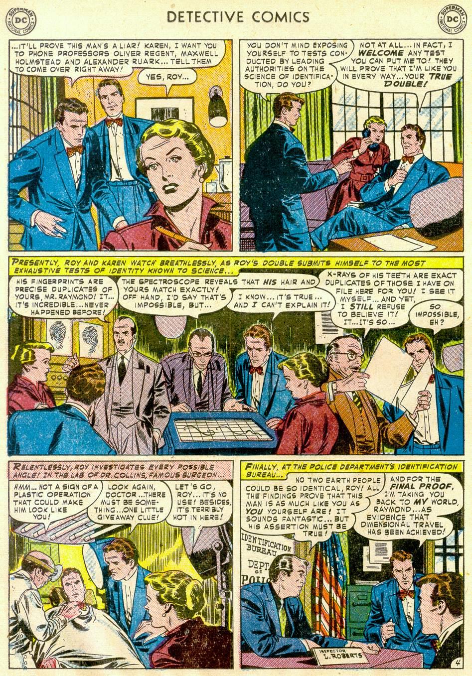 Read online Detective Comics (1937) comic -  Issue #181 - 20