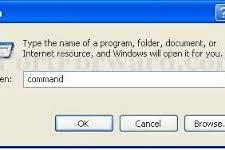Aplikasi tersembunyi pada Windows XP