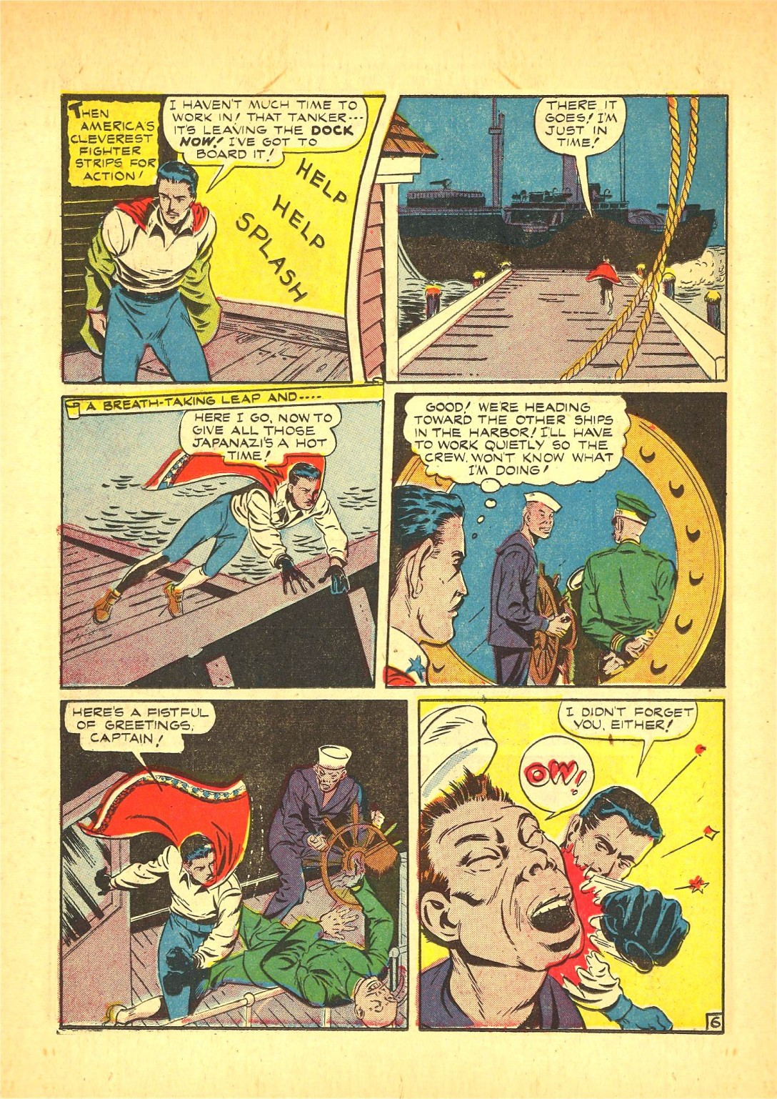 Read online Action Comics (1938) comic -  Issue #72 - 45