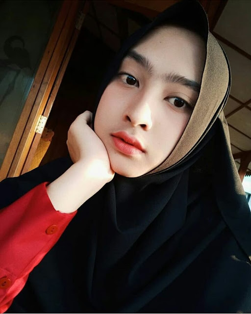 Cute Hijaber From Banjarmasin
