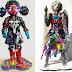 Arte Reciclado, esculturas con desechos plásticos.