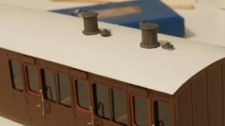 LBSCR Stroudley coach