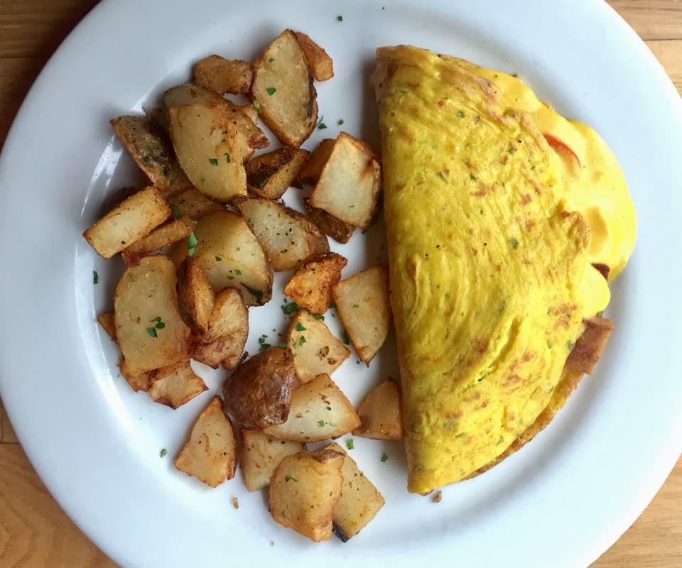 Denver Omelet Salad Recipe: Ageless Traveler: 48 Hours (In Denver