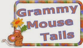 mouse - daisy- grammy mouse tails - graphic