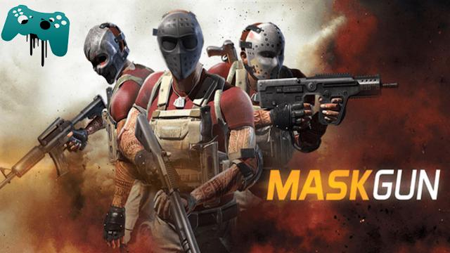 تحميل لعبة MaskGun – Multiplayer FPS مهكرة للاندرويد اخر اصدار