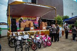 Gallery Hari Ulang Tahun Kota Bekasi ke 21 di Kota Harapan Indah