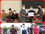 Buktikan Koordinasi yang Baik, DPRD Minsel Dukung Penuh Upaya Eksekutif Perangi Covid-19