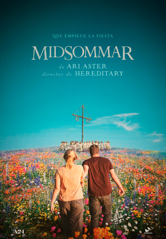 MIDSOMMAR - Cartel de la película en Estado Unidos