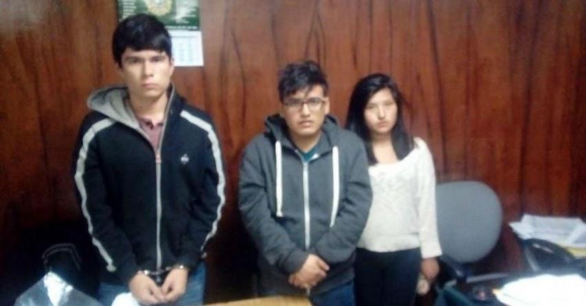 Policía detuvo a cinco suplantadores durante examen de admisión a la Universidad San Agustín - UNSA