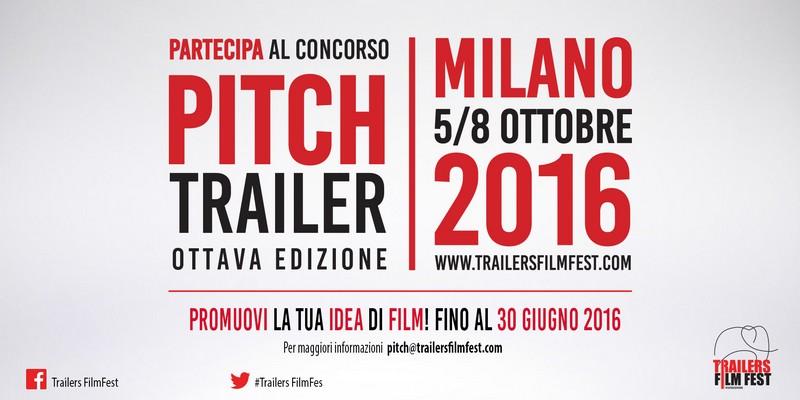 LOGO TRAILERS FILMFEST 2016 PITCH TRAILER