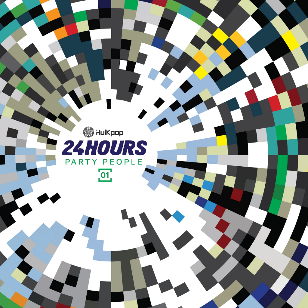 24Hours – Vol.1 Party People