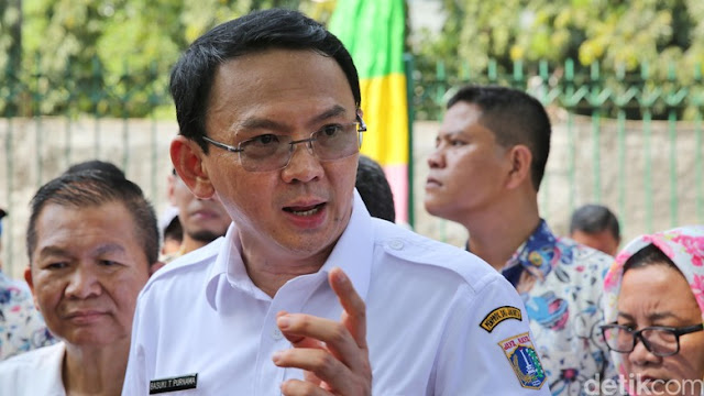 Ahok: JJ Rizal Enggak Usah Sok Deh, yang Gaji Pegawai HB Jassin Tiap Bulan Itu Gua!