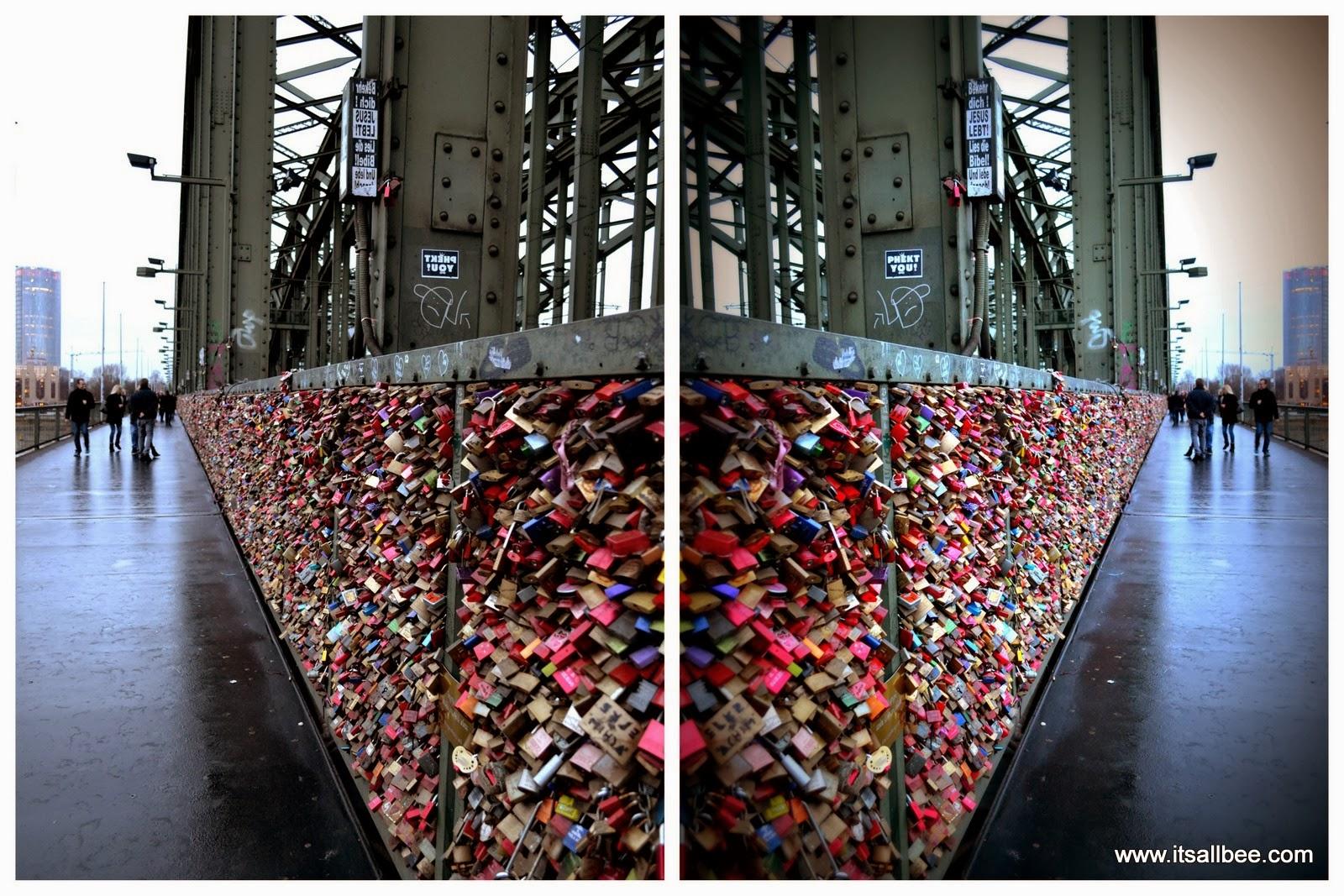 Cologne's Love Locks Bridge