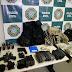 Exército localiza pistolas, carregadores e munições em mata próxima à Rocinha