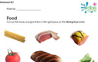 Correct Food Storage Practices Include Placing Raw