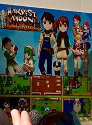 Poster Harvest Moon: Light of Hope