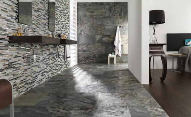 Memilih Keramik Untuk Lantai Teras Rumah Minimalis
