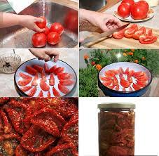 كيف يمكن تجفيف الطماطم؟