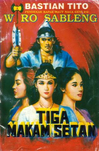 Pendekar Kapak Maut Naga Geni 212 Wiro Sableng Karya Bastian Tito