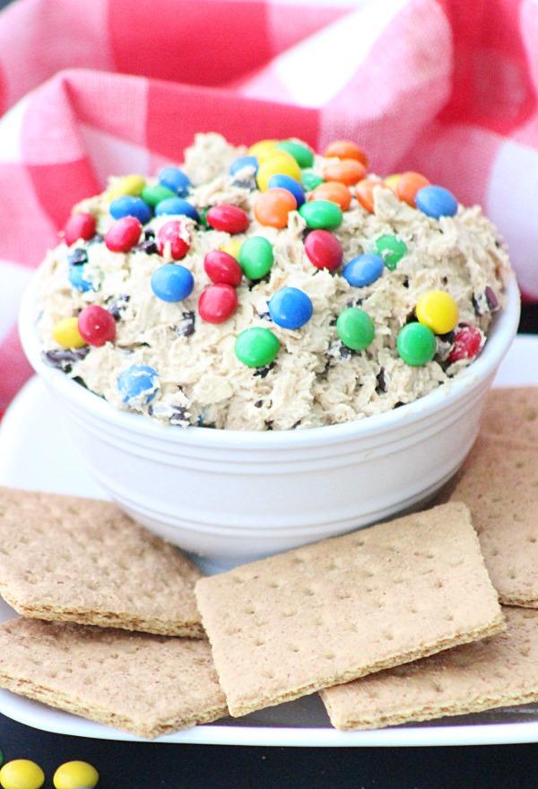 Monster Cookie Dip