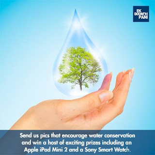 BeingEfficient: Inspiring Photo-Contest to Help Promote Energy & Water Conservation