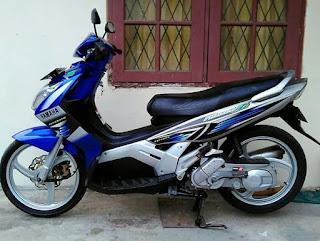 Dijual Simpenan Yamaha Nouvo Z Pajak Hidup