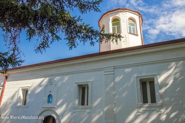St. John church (Св. Јован), Ljubojno, Prespa Region