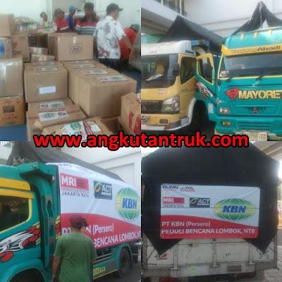 Rental Truk Jakarta Palu