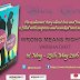 BLOG TOUR: Wrong Means Right End by Varsha Dixit