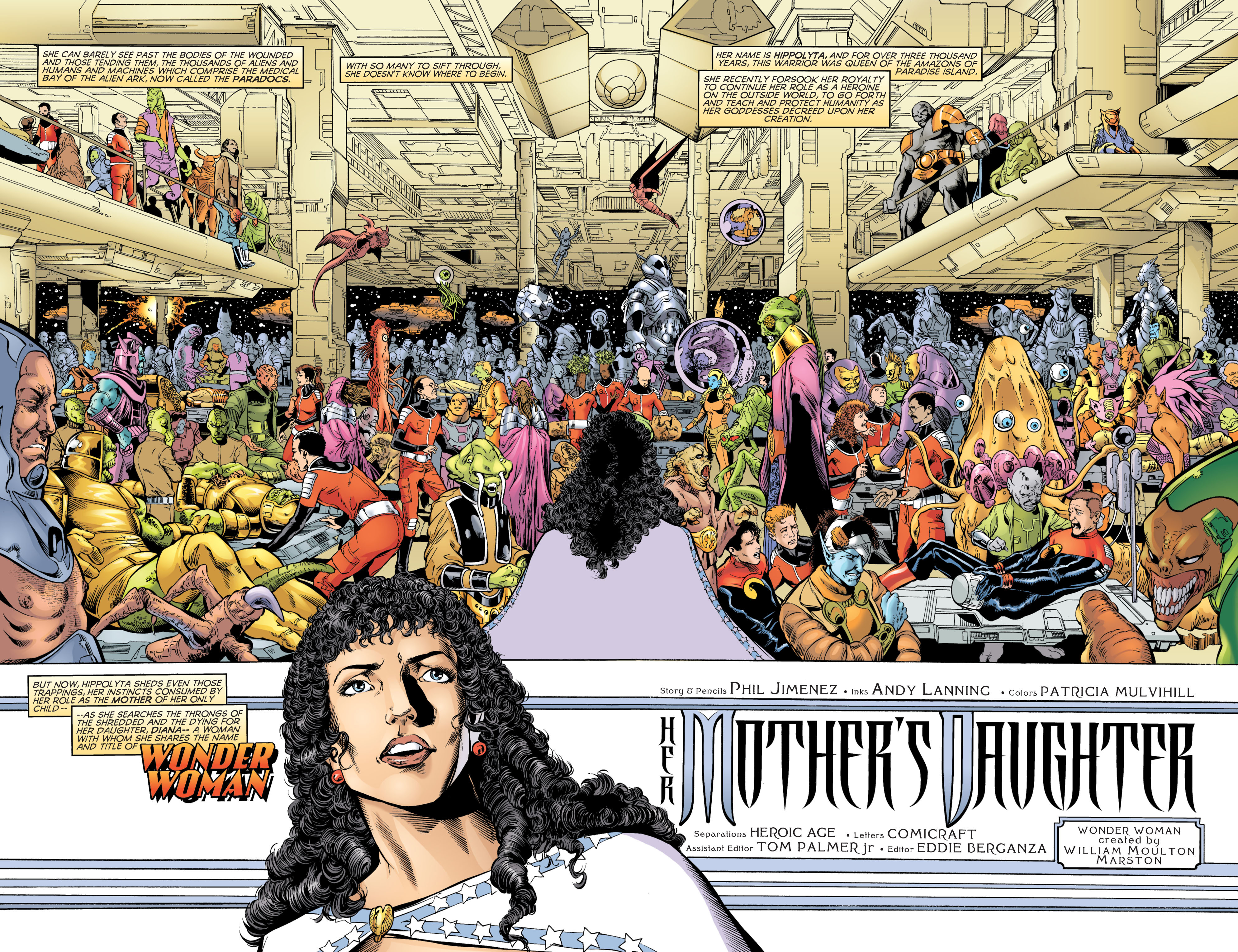 Read online Wonder Woman (1987) comic -  Issue #172 - 3