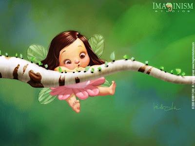 fairies, hadas, seres, fantasía, elementales, gifs, imágenes, seres mitológicos