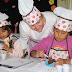 Cozinha Kids promove atividades de culinária com crianças atendidas pelos CRAS