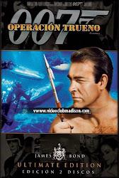 007 Operación trueno (1965) Descargar y ver Online Gratis