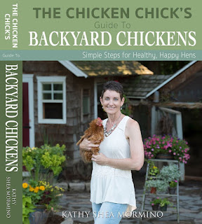 Order your copy of The Chicken Chick's Guide to Backyard Chickens: Simple Steps for Healthy, Happy Hens at this link