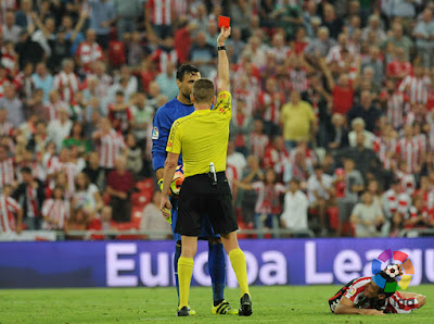 Crónica Athletic Club de Bilbao 3 - Sevilla FC 1