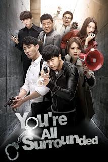 Chạy Đâu Cho Thoát - Youre All Surrounded (2015)